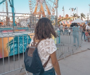 backpack, color, and cool image