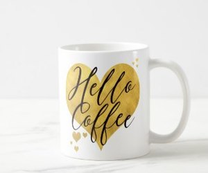 caffeine, coffee, and typography image