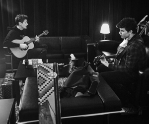 john mayer, shawn mendes, and music image