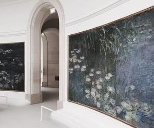 art, monet, and museum image