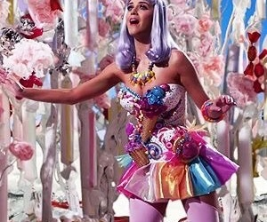 candy, candy girl, and fashion image