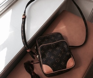 fashion, indie, and Louis Vuitton image