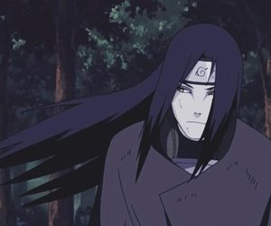 orochimaru, naruto, and anime image