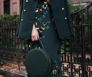 autumn, bag, and chic image