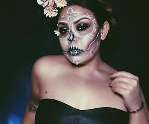 Halloween, makeup, and traderjoeho image
