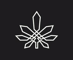 420, b&w, and black image