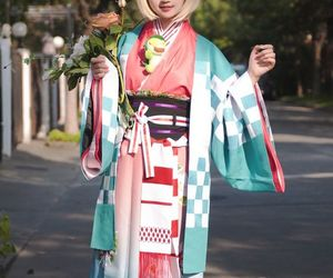 cosplay, shiemi, and anime image