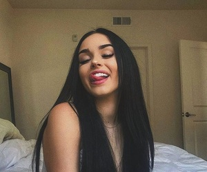 maggie lindemann, hair, and Maggie image