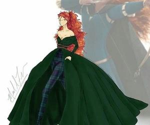 fashion, film, and princess image