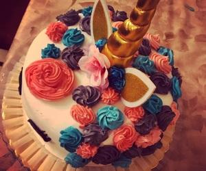 birthday, birthdaycake, and cake image