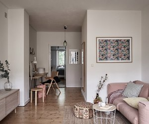 apartment, beautiful, and decorations image
