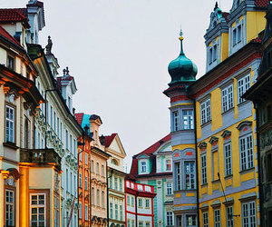 prague, city, and photography image