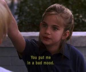 quotes, mood, and 90s image