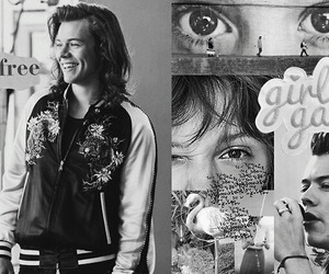 Harry Styles and header image