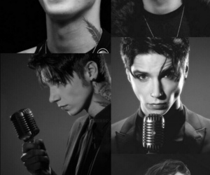beautiful, andy biersack, and andy black image