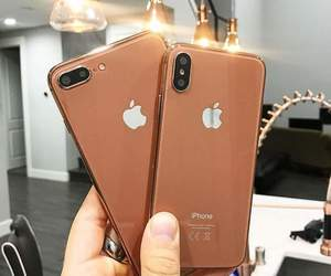 apple, iphone, and iphone x image