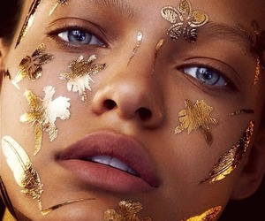 gold and beauty image