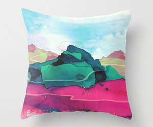 art, pillow, and deco image