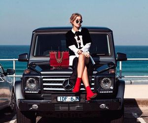 h, luxury, and mercedes image