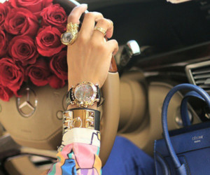 luxury, mercedes, and accessories image