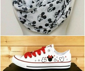 disney, outfits, and zapatillas image