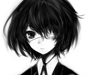 anime, another, and misaki mei image