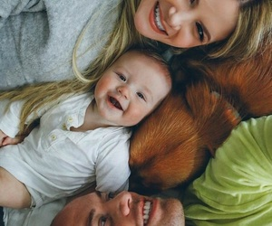 baby, child, and couple image