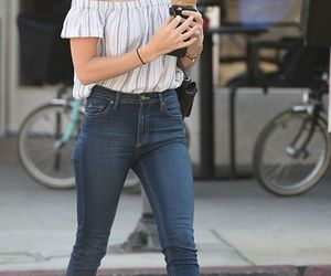 fashion, lucy hale, and outfit image