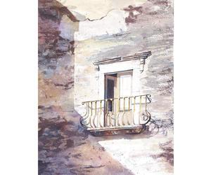 balcony, etsy, and house exterior image