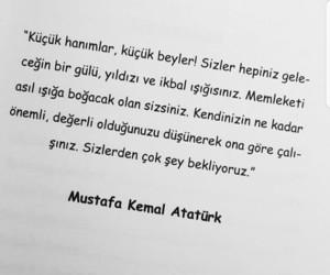 mustafa kemal atatürk and türkçe sözler image