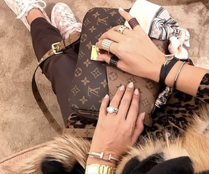 Louis Vuitton, travelwhitlv, and louisvuitton shoes image