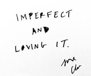 imperfections, inspiration, and life image