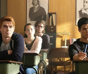 actors, riverdale, and archie andrews image