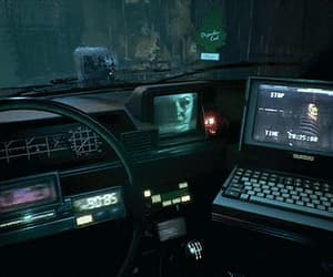 cyberpunk, observer, and playstation image