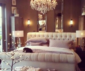 bedroom, luxury, and room image