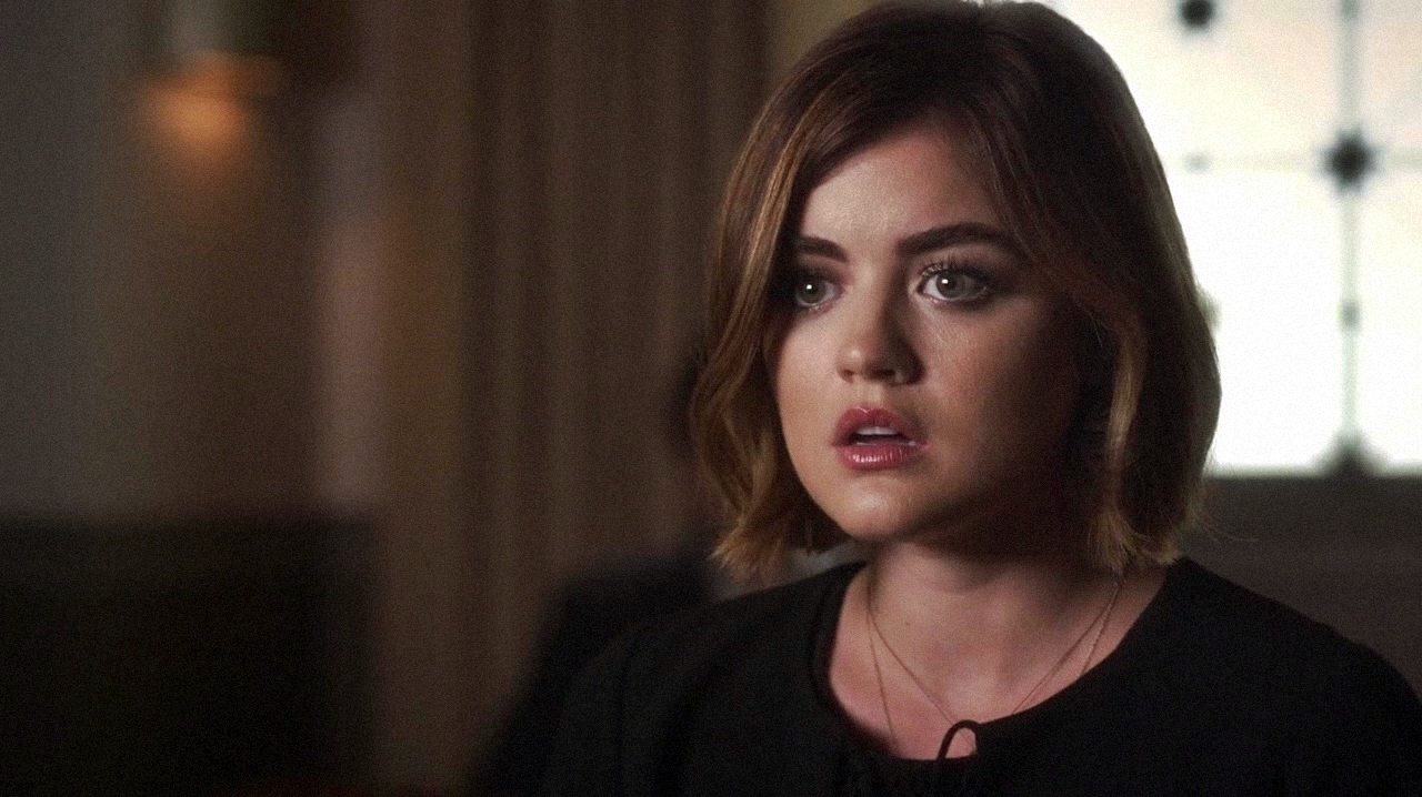 article, lucy hale, and pretty little liars image