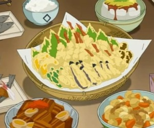 animation, food, and yummy image