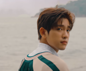 got7, jinyoung, and you are image
