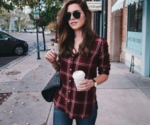 autumn, outfit, and ootd image