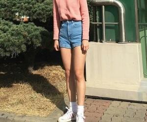 fashion, tumblr, and style image