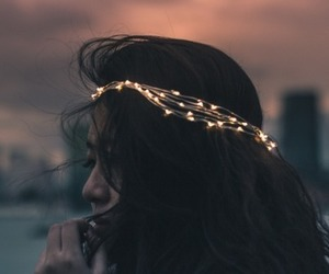 lights, photography, and tumblr image