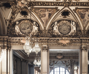 architecture, france, and travel image