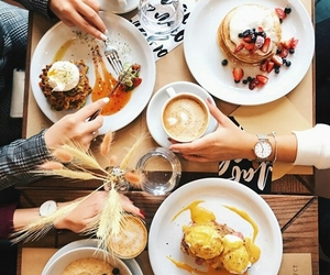 autumn, breakfast, and brunch image