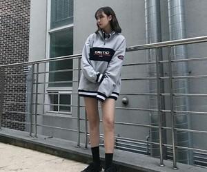 aesthetic, korea, and korean girl image