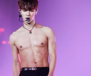 abs, beast, and highlight image