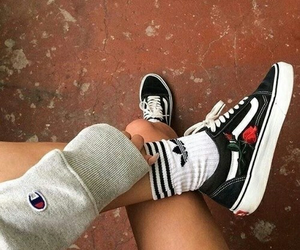 vans and 🌷 image