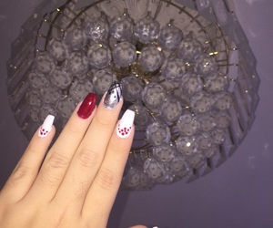 art, design, and acrylicnails image