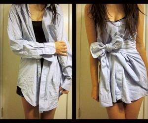dress and shirt image