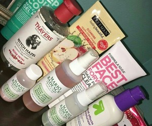 skincare, beauty, and selfcare image