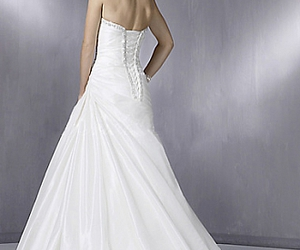 dress, prom dresses, and wedding gowns image